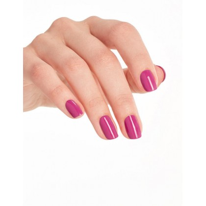 Nail Lacquer - No Turning Back From Pink Street