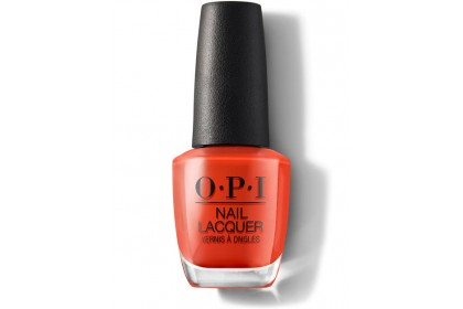 Nail Lacquer - A Red-vival City