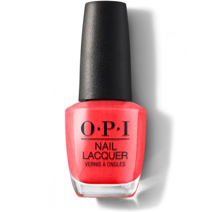 Nail Lacquer - Aloha from OPI