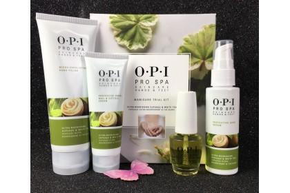 Pro Spa Manicure Trial Kit