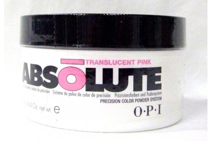 Absolute Powder - Translucent Pink